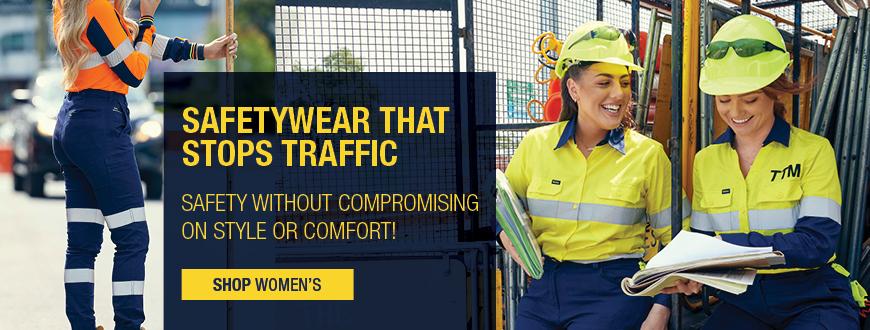 Safetywear that stops traffic