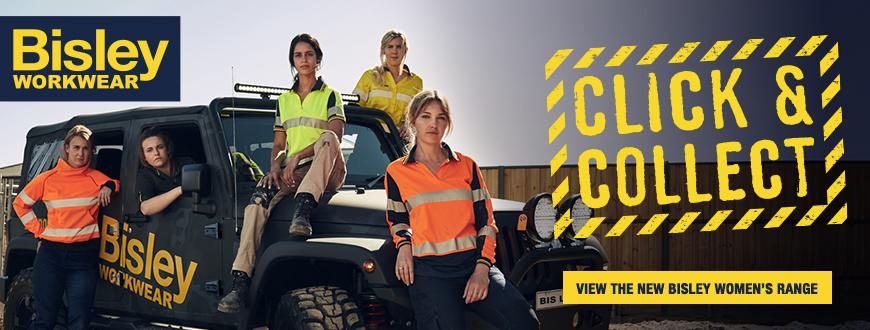 Bisley Women's Range Promotional Banner